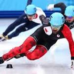 Celski crashes out in quarterfinals of 1000