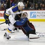 Colorado Avalanche beat St. Louis Blues in 3-on-3 overtime thriller