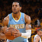 NBA confirms trade sending Iguodala to Warriors