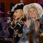 No Rest For The Wicked! Miley Cyrus 'Partied Until 6am With Madonna' At Her ...