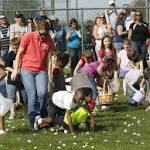Where to find Easter Bunny in Clarksville this weekend