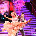 Olympian Charlie White Eliminated from 'DWTS' Semifinals, Oprah Gives Pep Talk