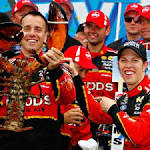 Sprint Cup: Keselowski untouchable at Loudon