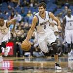 Wolves give Ricky Rubio 4-year, $56M deal,