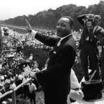 Thousands head to Mall to commemorate March on Washington's 50th anniversary