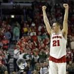 Wisconsin wins Big Ten title in overtime