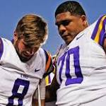 LSU quarterback Zach Mettenberger has torn ACL in left knee, will miss bowl game