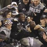 Bad habits, old ghosts nearly ruin Raiders' long-overdue celebration
