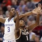 Miami Heat select Kentucky big man Bam Adebayo at No. 14 in NBA draft