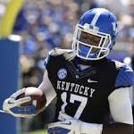 Kentucky falters against No. 7 Louisville 27-13