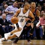 Media Row Report: Spurs 116, Blazers 92
