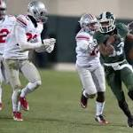 Holding penalty prevents Michigan State touchdown, momentum in loss to Ohio ...