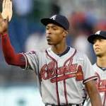 Braves best Stephen Strasburg to avoid being swept by Nats