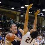 No. 3 Gonzaga edges Pepperdine despite troubles at the line