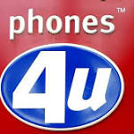 Phones 4U shops closing down across UK