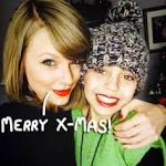Taylor Swift Gives Young Fan Battling Cancer 'Best Christmas Present Ever ...