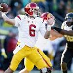 USC's Cody Kessler wants to keep emotions in check for final game at Coliseum