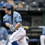 Royals designate Johnny Giavotella for assignment