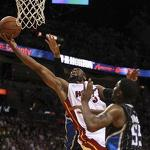 In limited time, Dwayne Wade leads way as Miami Heat get win No. 66, beats ...