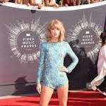 Taylor Swift Tops People's Best-Dressed List