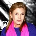 Carrie Fisher Felt Pressured to Lose 35 Pounds for Star Wars: The Force Awakens