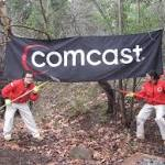 Comcast says it's too expensive to compete against other cable companies