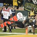 Coleman stands out at Baylor's Pro Day