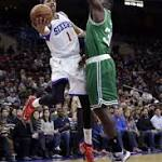 Sixers drop to 0-11 with loss to Celtics