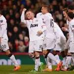 Rooney repaying United's faith