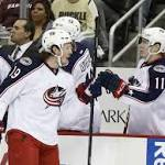 Jackets, Johansen agree on 3-year deal