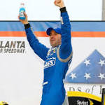 Jimmie Johnson grabs Chase spot with Folds of Honor QuikTrip 500 win