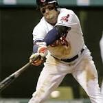 Indians lose 2-0, pushed to edge by Royals