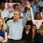 Jeb Bush courts the other Washington