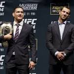 ROUNDTABLE: Predictions for UFC 194's Chris Weidman vs. Luke Rockhold co-main ...