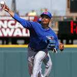 Blue Jays' Marcus Stroman out for season with torn knee ligament