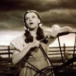 Judy Garland: Frozen in time, looking over the rainbow