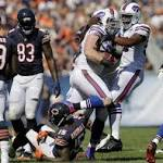 49ers again face potent offense, leaky defense as Bears visit