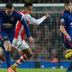 United beats Arsenal 2-1 in Premier League
