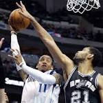 San Antonio Spurs: The Black and White, April 18th