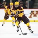 Minnesota advances to Frozen Four after dominant win in West Regional final
