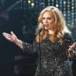 Adele retains top spot for third consecutive week