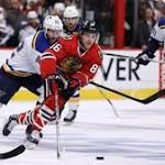 Blackhawks trade Teuvo Teravainen, Bryan Bickell to Hurricanes