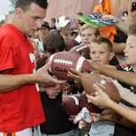 Brian Hoyer puts TD on board and Johnny Manziel boogies in Browns' 33-13 ...
