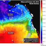 Radiation from damaged Fukushima reactor barely detectable off west coast