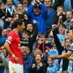 Aguero condemns van Gaal to derby defeat