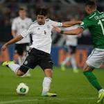 Forde limits the damage as Germany book World Cup spot