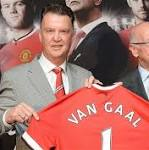 Louis van Gaal first Manchester United press conference: as it happened