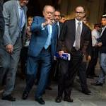 Former Catalan President Jordi Pujol Addresses Catalonia's Parliament Over ...
