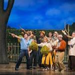 'Big Fish' sets closing date on Broadway