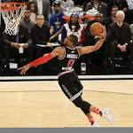 LeBron James stood out, but Russell Westbrook shined as West topped East ...